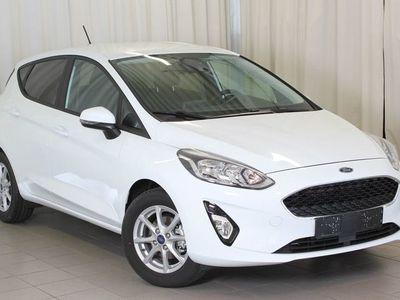 begagnad Ford Fiesta 1.0T 100hk Trend Plus AUT