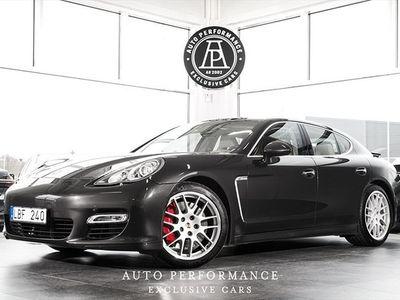 begagnad Porsche Panamera Turbo / / Från 4393:-mån /