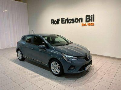 begagnad Renault Clio SCe 75 Zen 5-d 2019, Halvkombi 150 800 kr