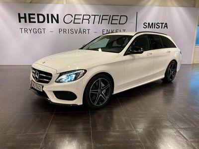 begagnad Mercedes C200 - Benz136hk AUT AMG / Night package