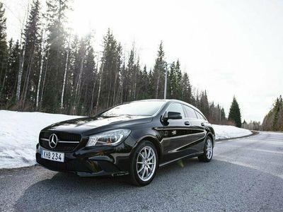 begagnad Mercedes CLA200 245 GCDI