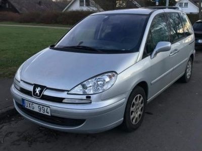 begagnad Peugeot 807 -04