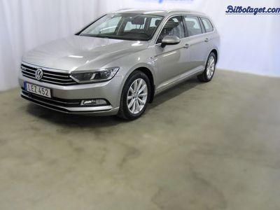 begagnad VW Passat Sportscombi 2.0 TDI 4 motion