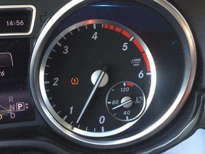 begagnad Mercedes ML350 BlueTEC 4M CDI W166 (258hk)