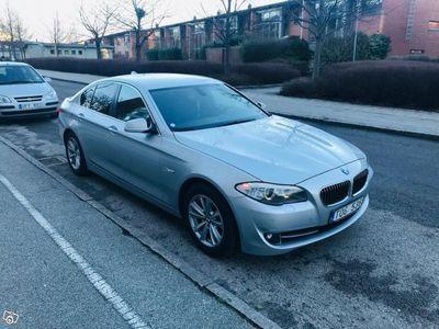 begagnad BMW 520 D Steptronic 9300 mil Drag -11