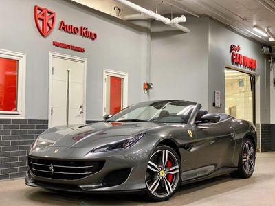 begagnad Ferrari Portofino 3.9 V8 DCT Euro 6 600hk