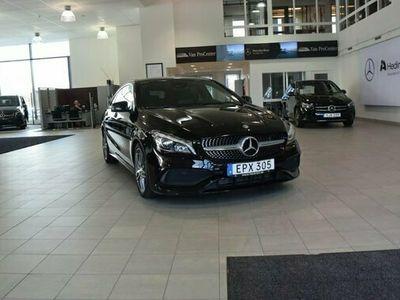 begagnad Mercedes 180 CLA BenzAMG Drag 2018, Sportkupé Pris 239 000 kr