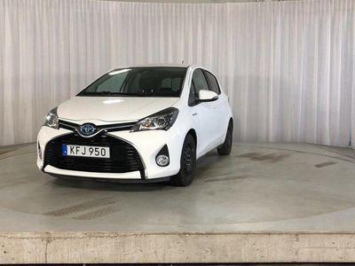 gebraucht Toyota Yaris 1.5 HSD 5dr (75hk)