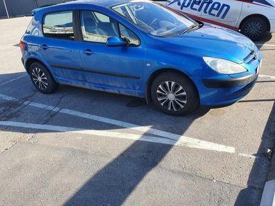 begagnad Peugeot 307 2.0 XS Lågmil
