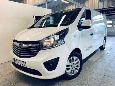 begagnad Opel Vivaro 1.6 CDTI BIturbo 140hk Premium L2