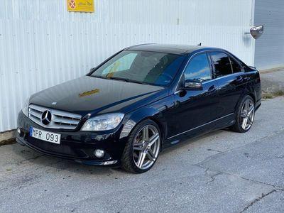 begagnad Mercedes C220 CDI AMG BlueEFFICIENCY