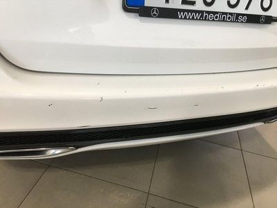 begagnad Mercedes 220 C C-KLASSd kombi SE editio