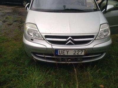 begagnad Citroën C8 2,2l 7-sits NYBES -03