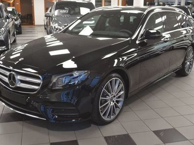 used Mercedes E400 4MATIC KOMBI DEMO