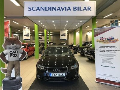 begagnad Audi A3 Cabriolet 1.8TFSI S Tronic S-Line -10