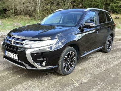 begagnad Mitsubishi Outlander P-HEV 2.0 4WD Business NAV