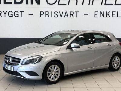 used Mercedes A180 (109hk) STYLE LINE / GPS / V-HJUL