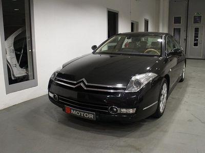 begagnad Citroën C6 2.7 HDI V6. TOPP SKICK