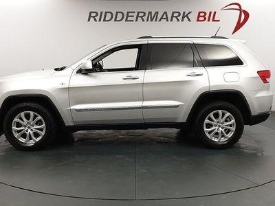 begagnad Jeep Grand Cherokee 3.0 V6 OverLand 2012, SUV 189 800 kr