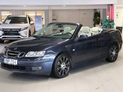 second-hand Saab 9-3 Cabriolet 1.8t Vector 150 Hk -07