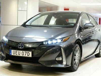 begagnad Toyota Prius PLUG-IN LADDHYBRID