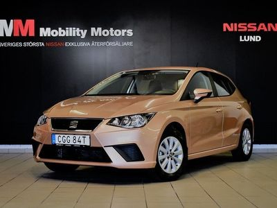 begagnad Seat Ibiza 1.0 MPI Euro 6 80hk