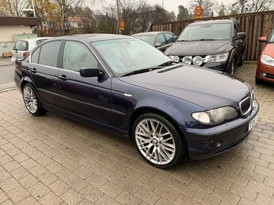 begagnad BMW 320 i Sedan Automat 170hk