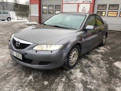 begagnad Mazda 6 Sedan 2.3 Sport 166hk