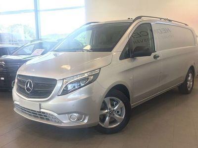 begagnad Mercedes 190 119 skåphk extralång 6,6m³