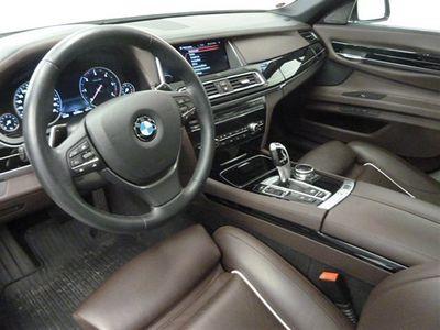 begagnad BMW 730 d xDrive Taklucka B-Kamera Kupévärmare Aut