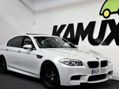 begagnad BMW M5 DCT | Individual | Head-up | 360 | Svensksåld | BLACK WEEK 2011, Sedan 419 800 kr