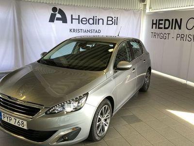 begagnad Peugeot 308 308 Allure 1.2 e-THP Automatisk, 130hk