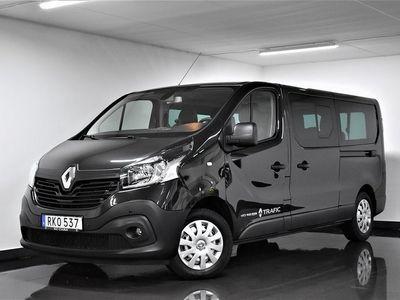 begagnad Renault Trafic Minibuss 1.6 dCi 8-Sits Euro6