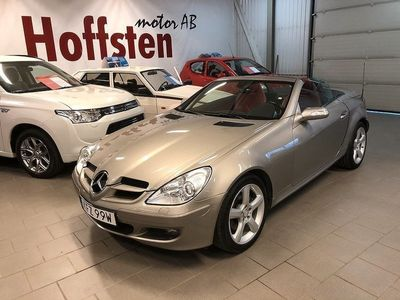 begagnad Mercedes SLK280 231hk Toppskick