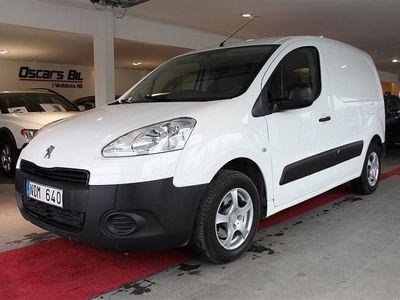 begagnad Peugeot Partner 1.6 HDI Skåp (75hk), En ägare -13