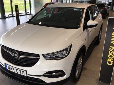 begagnad Opel Grandland X Enjoy - - Manuell 2019, SUV 202 400 kr