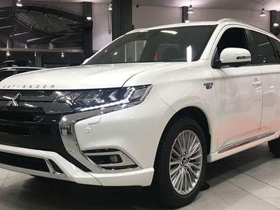 begagnad Mitsubishi Outlander P-HEV 2.4 4WD BUSINESS X PRIVATLEASING