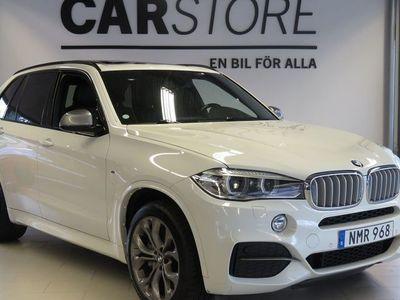 begagnad BMW X5 M50d 381 hk Panorama Drag Värmare