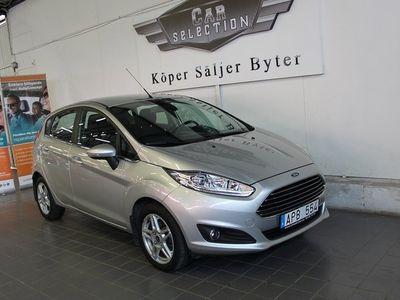 brugt Ford Fiesta 1.0 EcoBoost 100hk-Titanium