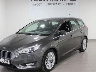 używany Ford Focus Titanium X Kombi 2.0TDCi 150HK Drag