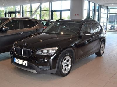 begagnad BMW X1 xDrive20d Automat (184hk)
