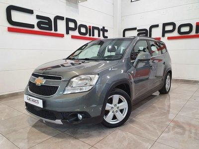 begagnad Chevrolet Orlando 1.8 140hk 7-sits