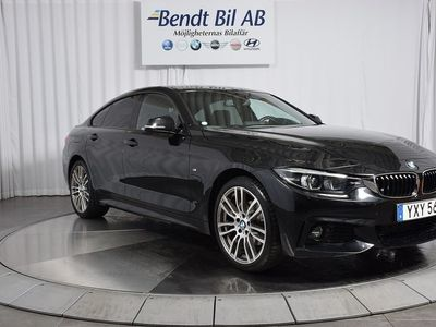 gebraucht BMW 420 Gran Coupé xDrive M-Sport 2018, Sportkupé 465 200 kr
