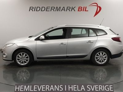 begagnad Renault Mégane Phas III 1.6 Eco2 Flex Fuel E85 Sports Tourer (110hk)