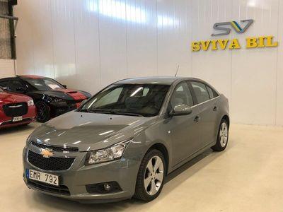 begagnad Chevrolet Cruze 1.8 Hydra-Matic 2011, Sedan 79 900 kr