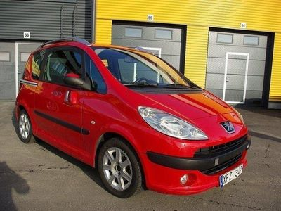 begagnad Peugeot 1007 1.4 73hk -06