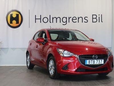 begagnad Mazda 2 CORE 1.5 90 HK MANUELL -