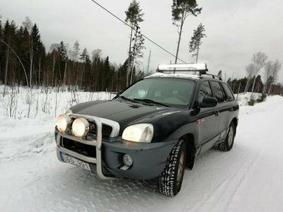 begagnad Hyundai Santa Fe GLS