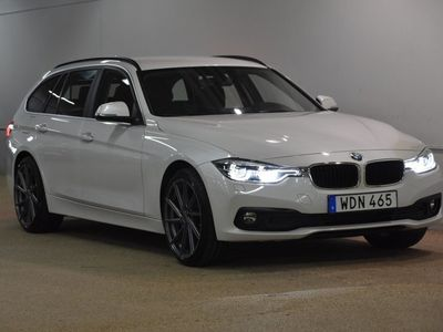 brugt BMW 320 d Touring Steptronic S&V-Hjul (190hk)