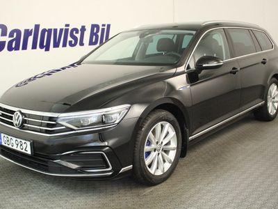 begagnad VW Passat Variant GTE SPORT COMBI 218HK PLUG IN HYBRID Navi Aut